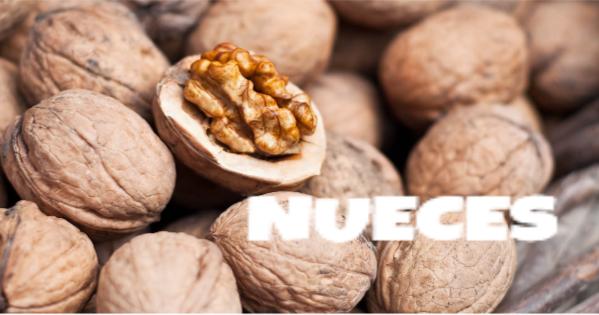 NUTRICIÓN: LAS NUECES
