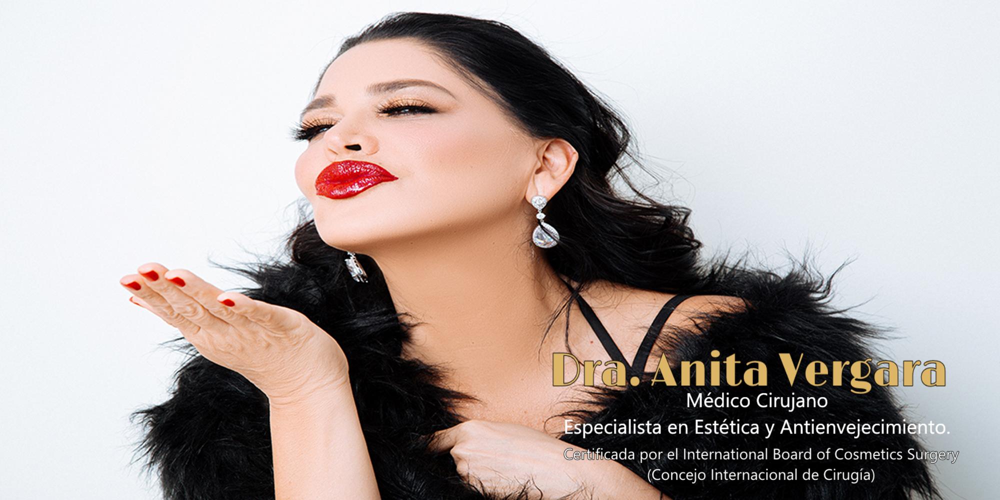 ANITA VERGARA: La Belleza Infinita detrás de La Belleza Infinita